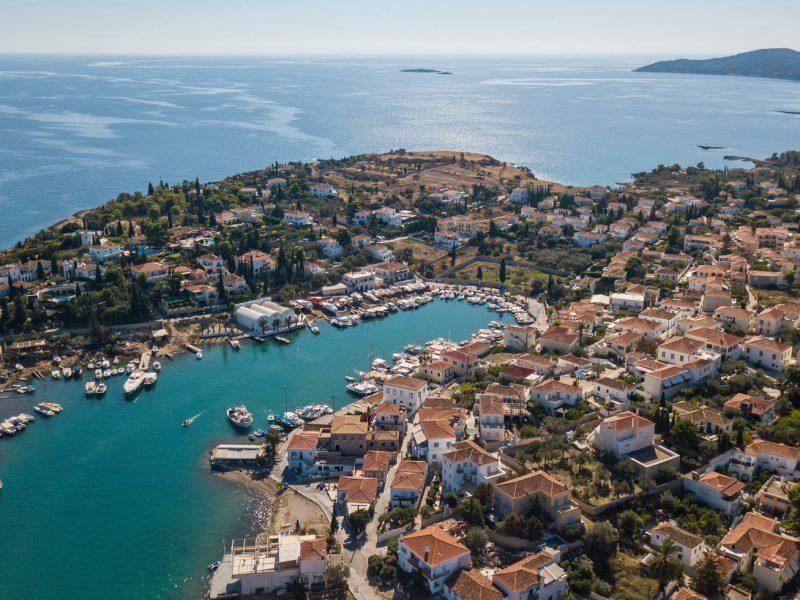 Ταξιδιωτικό γραφείο Mavrogiannis Travel SPETSES